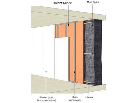 comment isoler un mur vos options pour isoler un mur bricobistro
