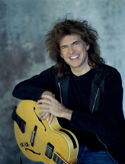 pat metheny musicians at work for