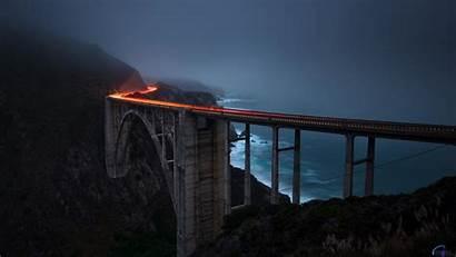 Sur 4k Wallpapers Bridge Ipad Bixby California
