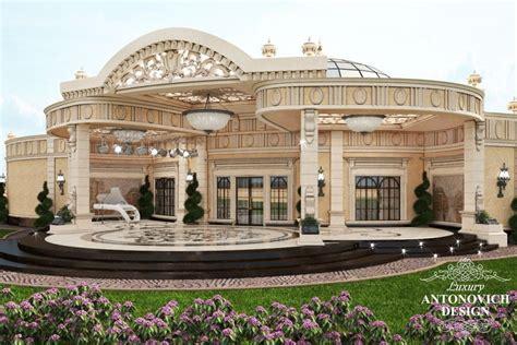 villa exterior design qatar     house design