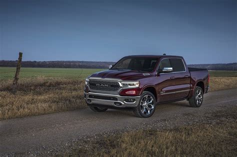 2019 Ram 1500 Arrives In Motown  Automobile Magazine