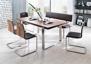Tisch Mit Kufengestell : nussbaum ~ Sanjose-hotels-ca.com Haus und Dekorationen