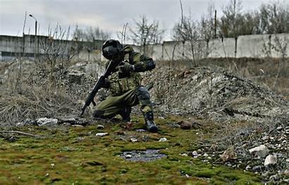 Recharge Ruins Soldiers Weapons Sitting Telegram вконтакте