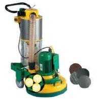 professional sanding equipment