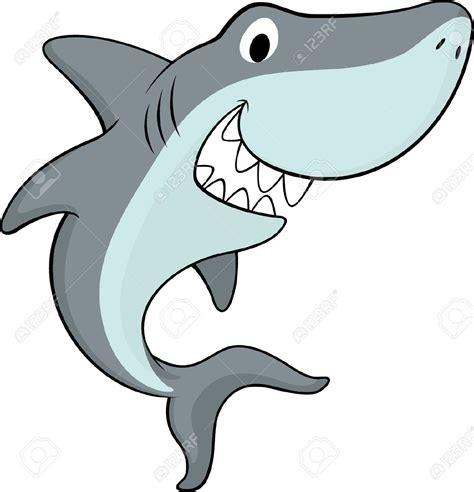 Shark Clipart Friendly Shark Clipart