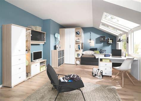 Welle Jugendzimmer Unlimited  Eckschrank & Liege Möbel