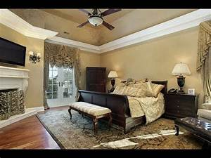 44 Big Master Bedrooms (and Luxurious) - YouTube