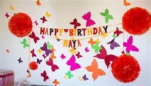 Celebrating Maya's 1st year - STARRING MAYA