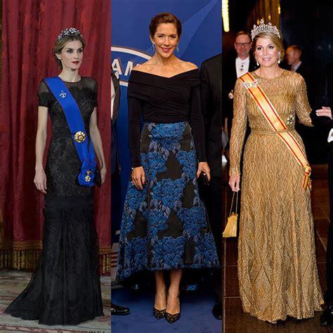 Queen Letizia Maxima Princess Mary Gallery