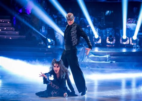 Wicked Garden by Strictly Come Dancing 2014 Frankie Bridge S Wicked Dance