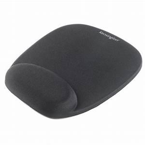 kensington tapis de souris avec repose poignet en mousse With tapis de souris photo