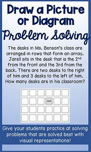 Draw A Picture Or Diagram Problem Solving