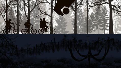 stranger  season  artwork wallpaper