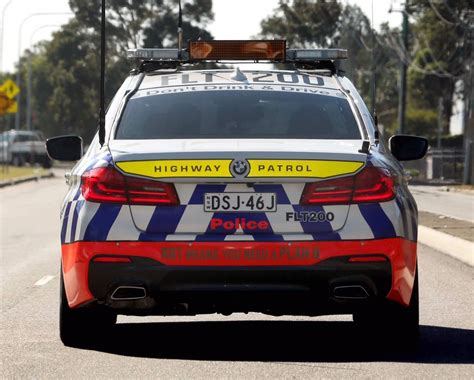 Bmw Vehicles by Bmw 530d Patrol Cars Confirmed For Nsw