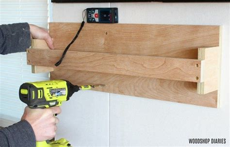 Build a rolling wood clamp rack video. Pin on Garage wood projects