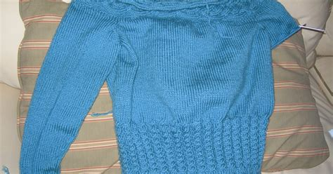knit jones sweater update short and sweet