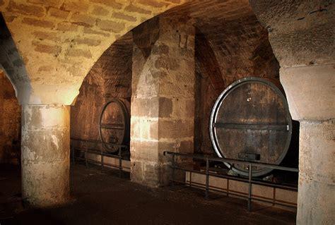 magdalenes castle barrel cellar  fortress koenigstein