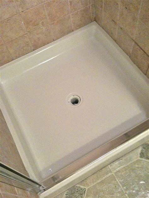 shower pan how to fix a cracked shower pan colorado tub repair