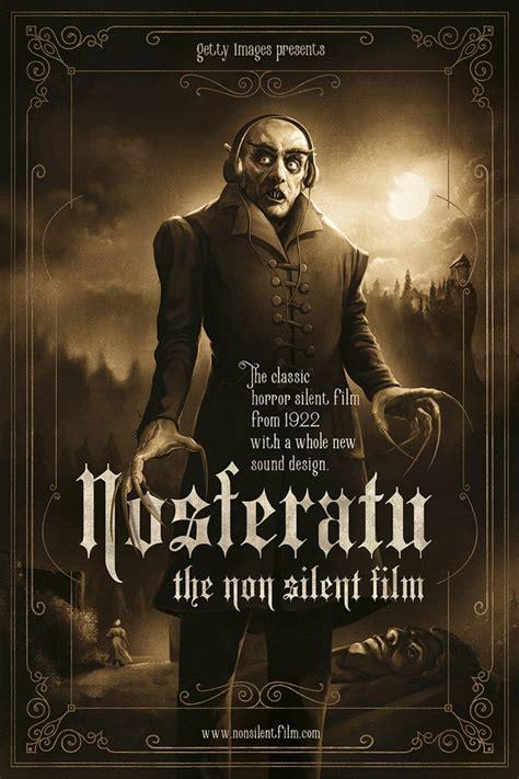 Nosferatu, the 1922 Silent Film, Now Has Audio Thanks to a ...