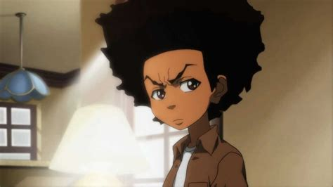 The Boondocks Soundtrack Thank You For Not Snitching