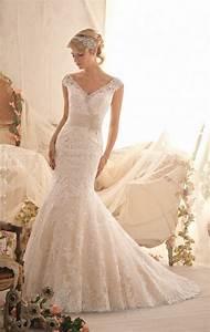 5 styles of romantic wedding dresses With romantic wedding dresses