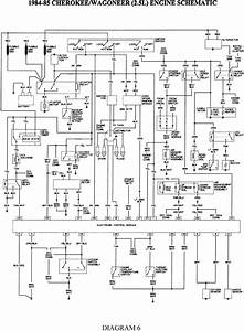 1985 Jeep Alternator Wiring Diagram