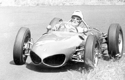 In many ways he is carmack's. Ferrari 156 Sharknose