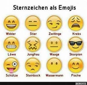 Steinbock Und Jungfrau : sternzeichen als emojis lustige bilder spr che witze ~ A.2002-acura-tl-radio.info Haus und Dekorationen
