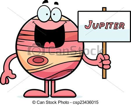 jupiter clipart jupiter sign a illustration of the planet