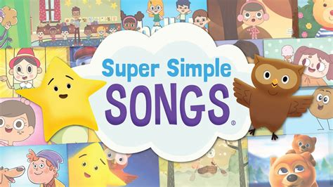 Welcome To Super Simple Songs! Youtube