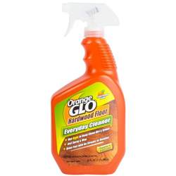 orange glo 32 oz hardwood floor and surface cleaner