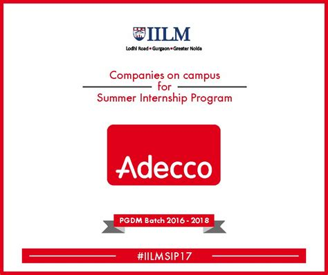 adecco phone number adecco iilm career management centre