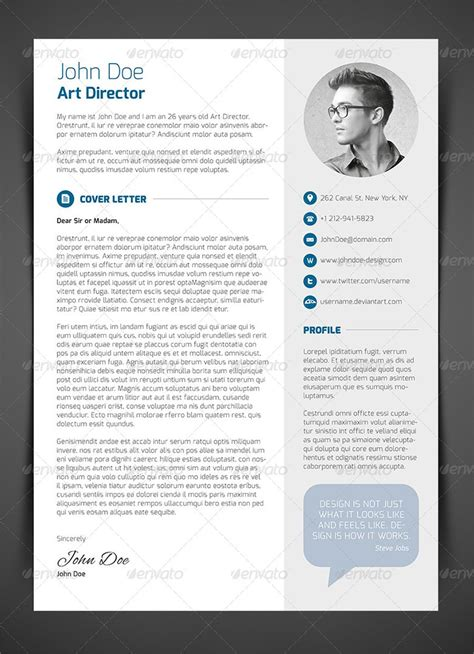 Professional Cv Template With Photo by Professional Resume Template 60 Free Sles Exles