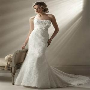 2015 romantic vintage mermaid style white lace off the for Off white plus size wedding dresses