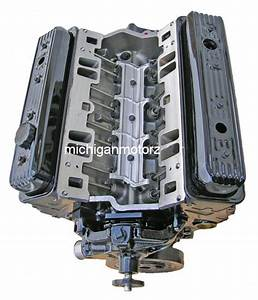 5 7l Vortec Mercruiser Base Marine Engine  1996-later