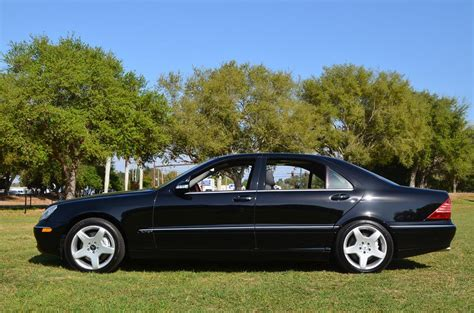 They command an esteem worthy of both presidents and pop stars. 2004 MERCEDES-BENZ S600 - 184050