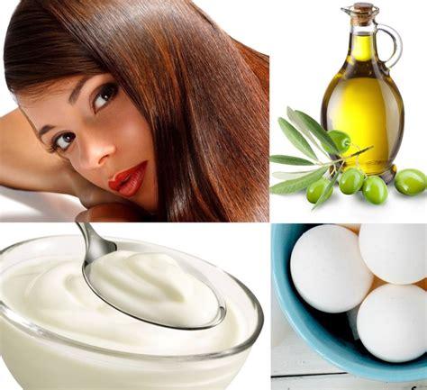 Haarkur selber machen  Rezepte und Hausmittel für