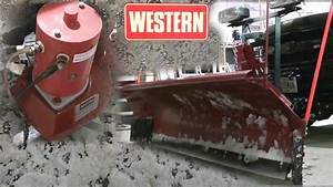 Western Unimount Snow Plow Problems Fixed