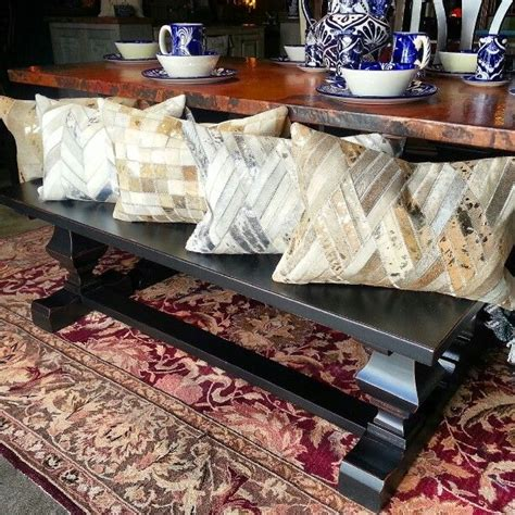 Cowhide Rugs Houston Tx by Metallic Cowhide Pillows Houston 725 Yale St 713
