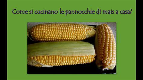 pannocchie come si cucinano come si cucinano le pannocchie di mais in casa