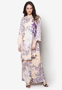 fesyen trend terkini bianco mimosa alysiella baju kurung