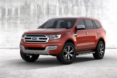 2016 Ford Everest Price Interior Engine Release Date