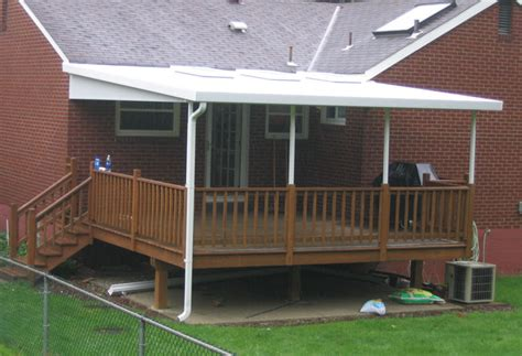 aluminum porch awning metal awnings porch residential