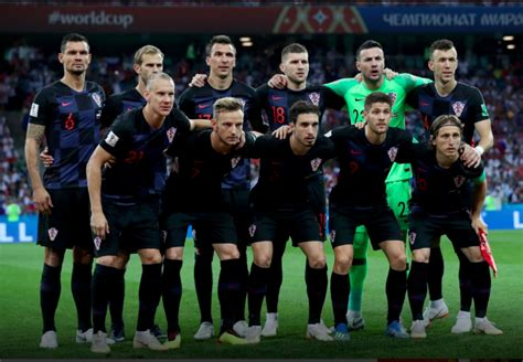 Fifa World Cup Australians Support Croatia