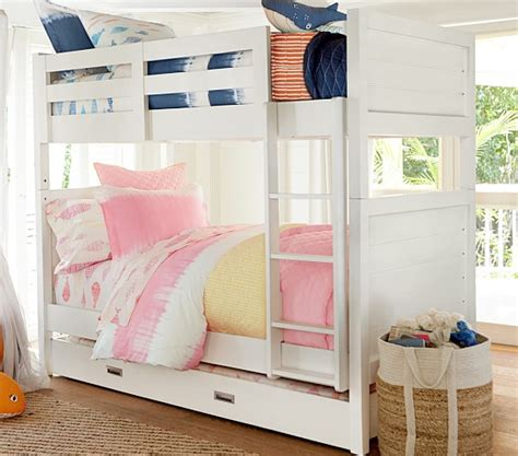 pottery barn bunk beds emery bunk bed pottery barn