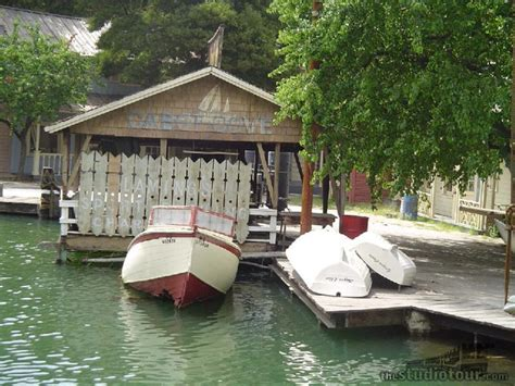 Jaws Ben Gardner S Boat by The Studiotour Universal Studios Hollywood Studio