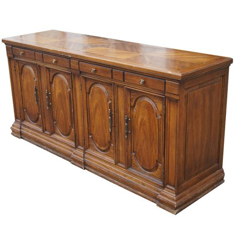 Ebay Credenza by 64 Quot Traditional Style Hickory Credenza Buffet Mr11752 Ebay