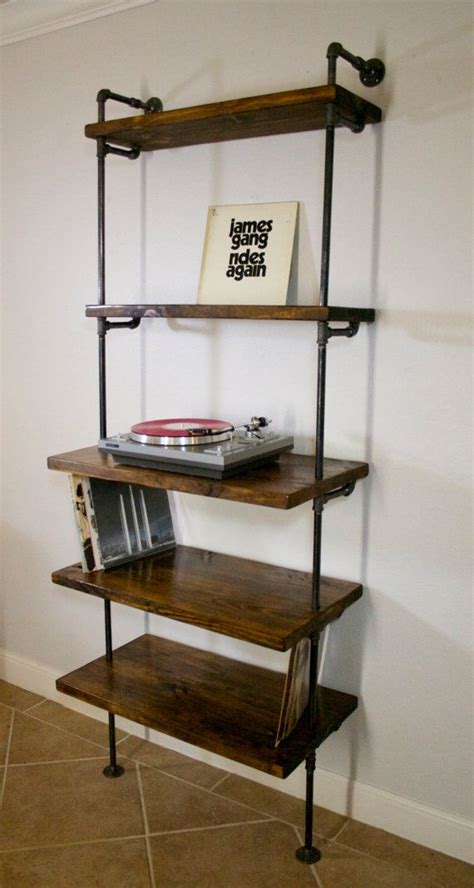 vinyl record storage ideas  pinterest record