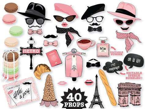 props ideas photobooth prop ideas for your bridal shower snap ease