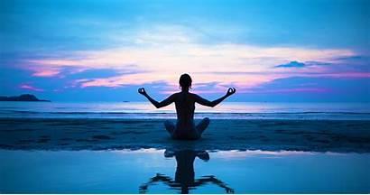 Meditation Prayer Give Mindful